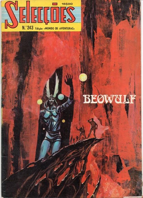 BEOWULF - 2 . VALE DA SOMBRA DA MORTE