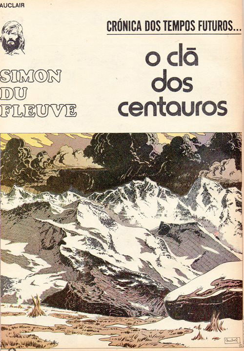 Prancha de: SIMON DU FLEUVE - 1 . CLÃ DOS CENTAUROS (O)