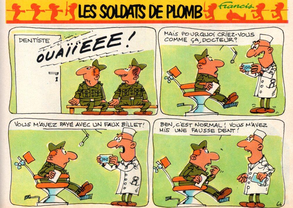 SOLDATS DE PLOMB (LES)