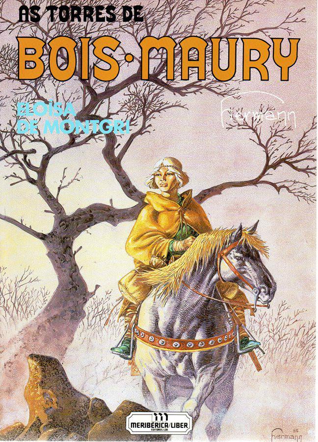 TORRES DE BOIS-MAURY (AS) - 2 . ELOÍSA DE MONTGRI