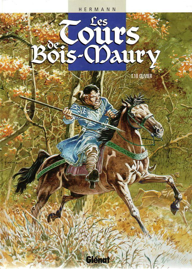 TORRES DE BOIS-MAURY (AS) - 10 . OLIVIER