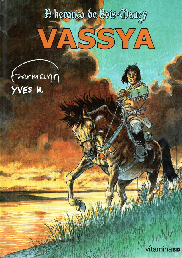 Capa  TORRES DE BOIS-MAURY (AS) - 14 . VASSYA