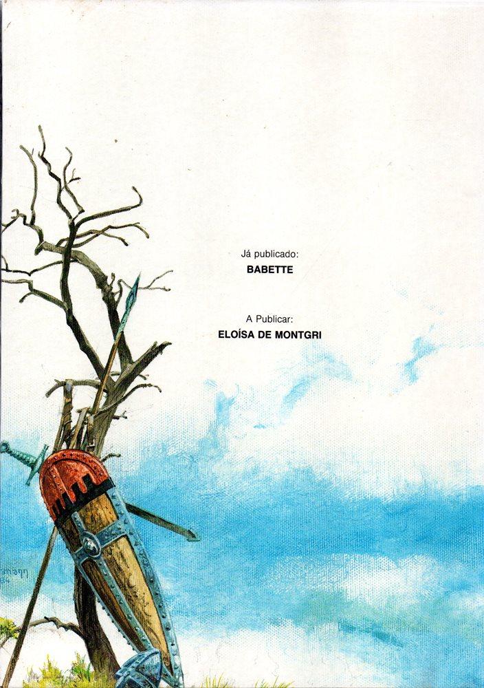 Prancha de: TORRES DE BOIS-MAURY (AS) - 1 . BABETTE
