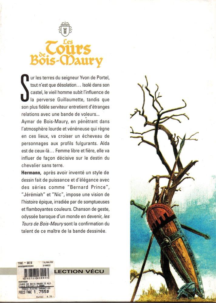 Prancha de: TORRES DE BOIS-MAURY (AS) - 5 . ALDA