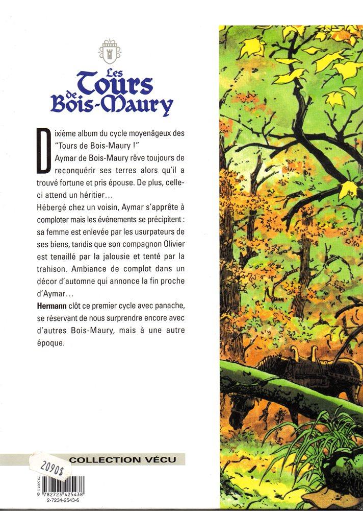 Prancha de: TORRES DE BOIS-MAURY (AS) - 10 . OLIVIER