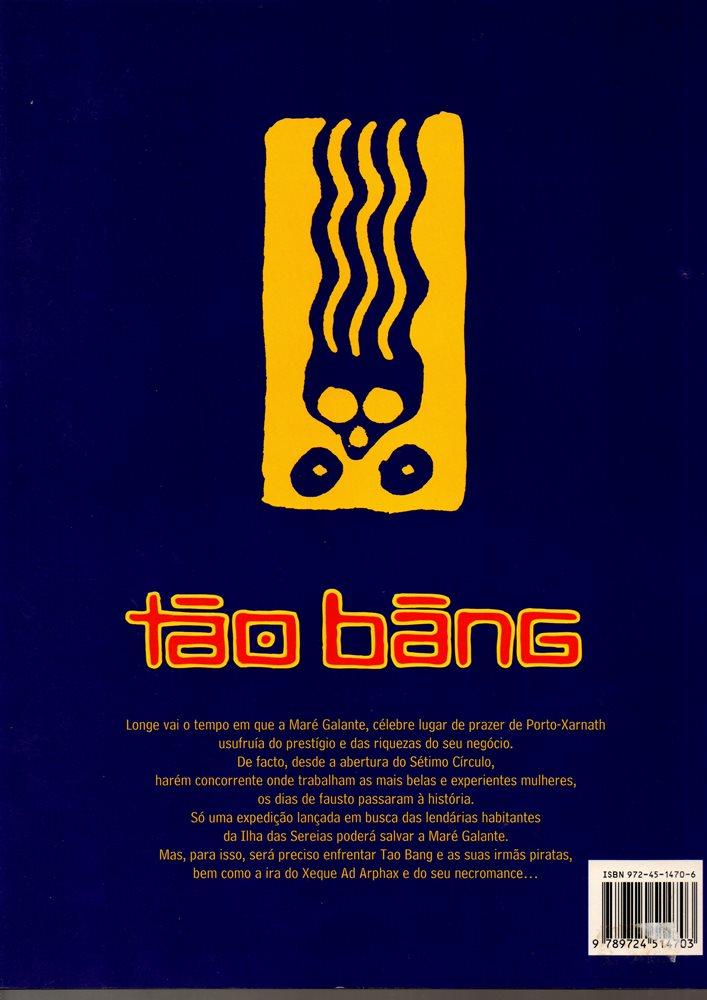 Prancha de: TAO BANG - 1 . SÉTIMO CÍRCULO (O)