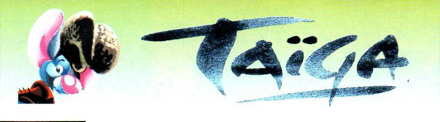 TAIGA - 1 . TAIGA