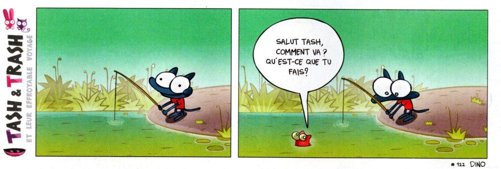 TASH & TRASH