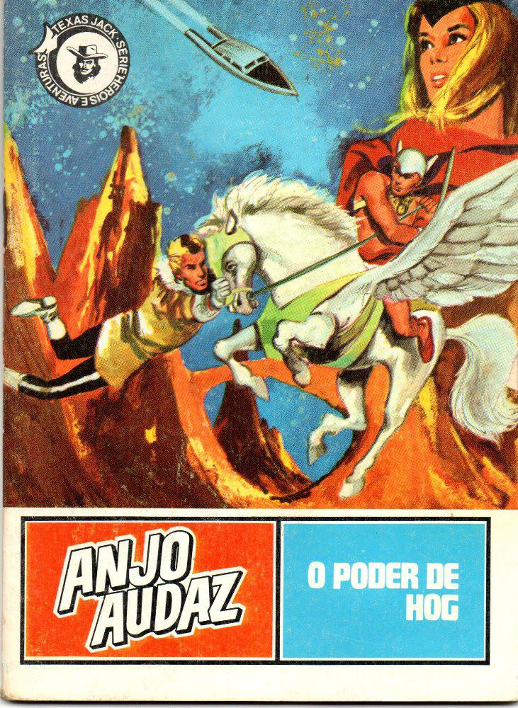 ANJO AUDAZ - 2 . PODER DE HOG (O)