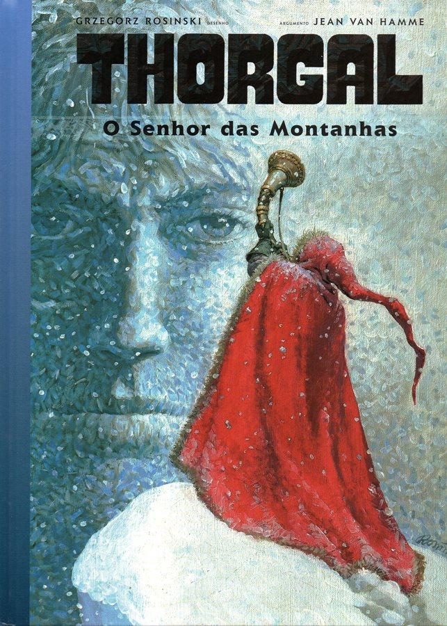 THORGAL - 15 . SENHOR DAS MONTANHAS (O)