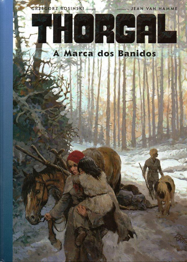 THORGAL - 20 . MARCA DOS BANIDOS (A)