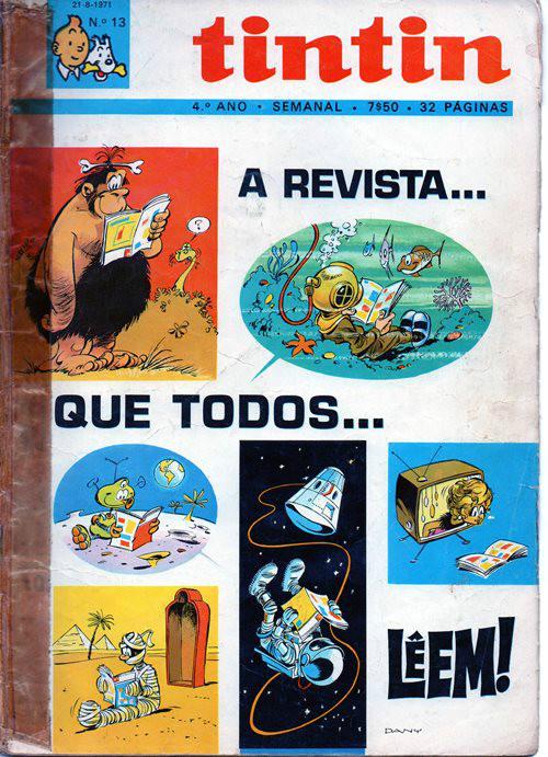 Tintin 413