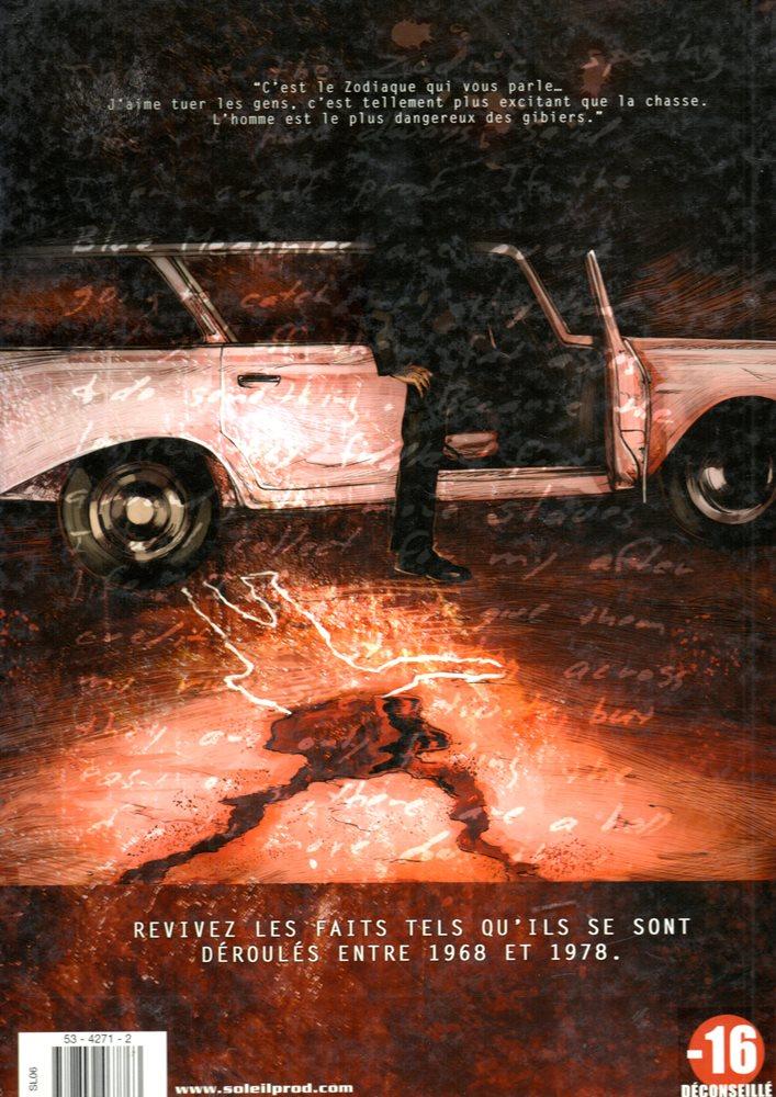 Prancha de: TUEURS EN SÉRIE - 1 . ZODIAC KILLER