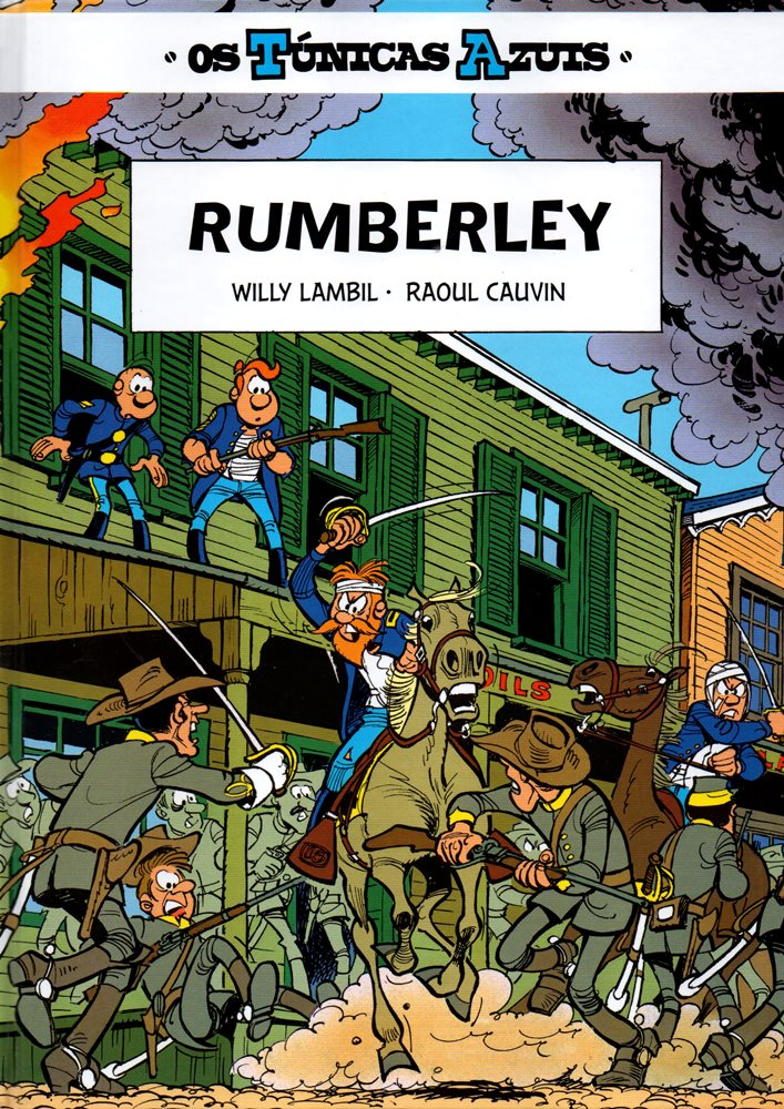 TÚNICAS AZUIS (OS) - 15 . RUMBERLEY