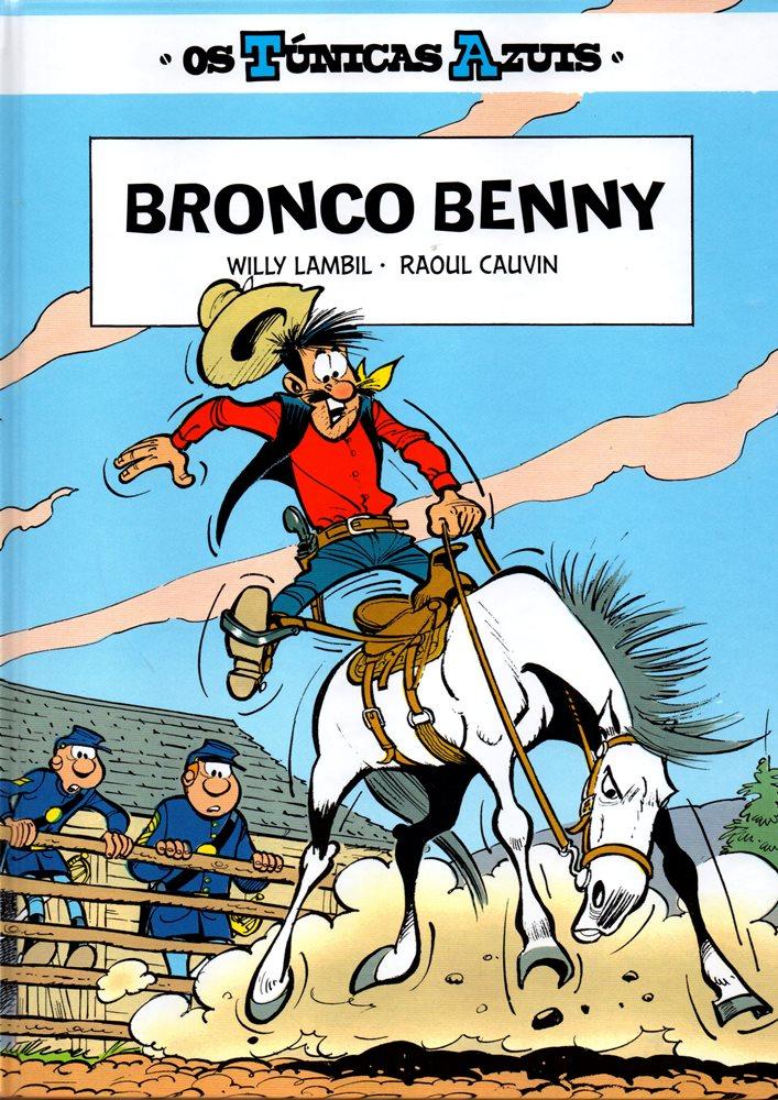 TÚNICAS AZUIS (OS) - 16 . BRONCO BENNY