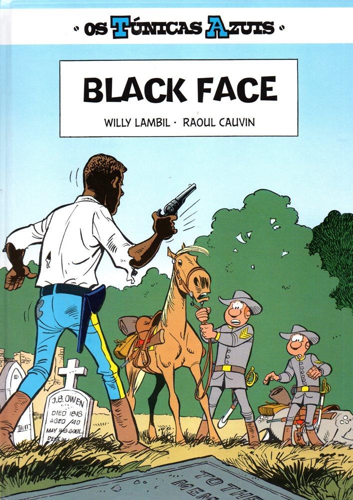 TÚNICAS AZUIS (OS) - 20 . BLACK FACE