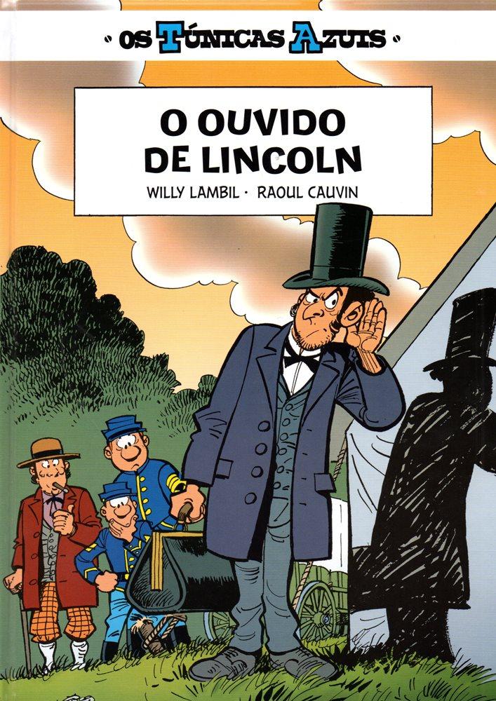 TÚNICAS AZUIS (OS) - 44 . OUVIDO DE LINCOLN (O)
