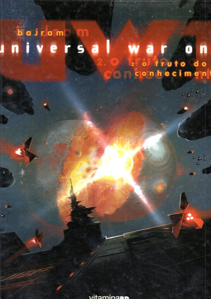 Capa  UNIVERSAL WAR ONE - 2 . FRUTO DO CONHECIMENTO (O)