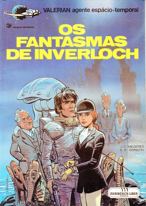 VALÉRIAN - 11 . FANTASMAS DE INVERLOCH (OS)