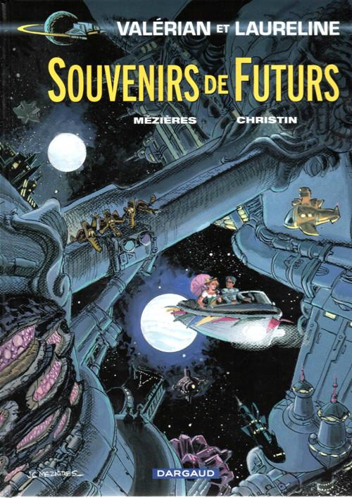 VALÉRIAN - 22 . RECORDAÇÕES DE FUTURO