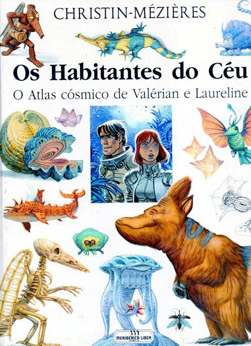 VALÉRIAN - 23 . HABITANTES DO CÉU (OS)