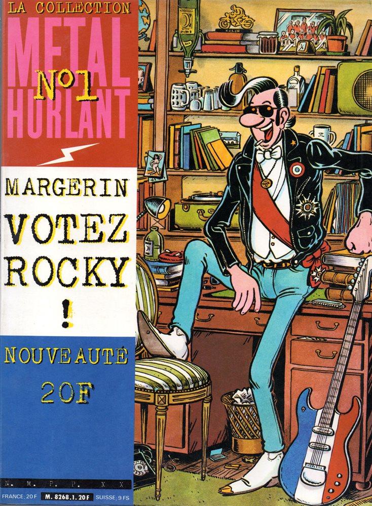 VOTEZ ROCKY - 1 . VOTEZ ROCKY