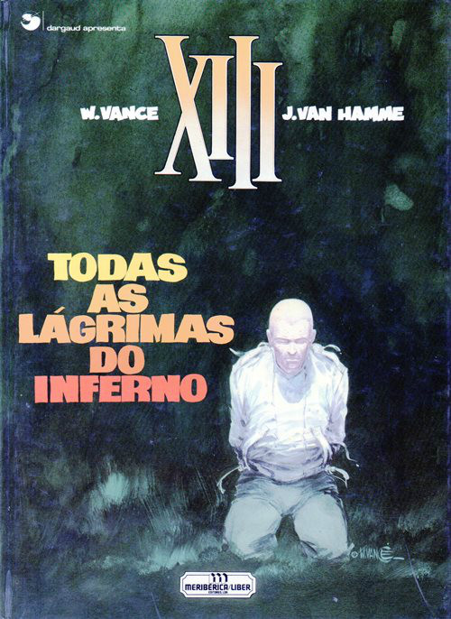Capa de: xiii - 3 . TODAS AS LÁGRIMAS DO INFERNO