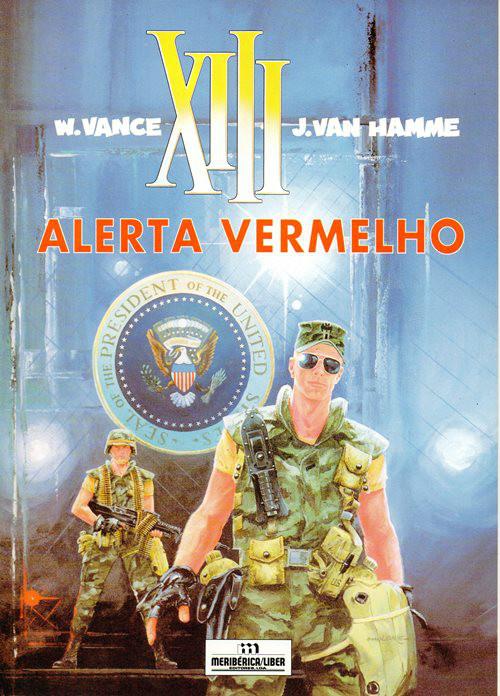 xiii - 5 . ALERTA VERMELHO