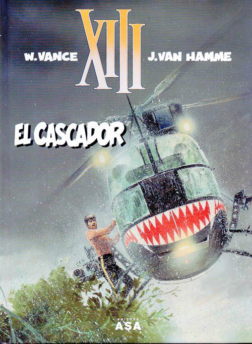 xiii - 10 . EL CASCADOR