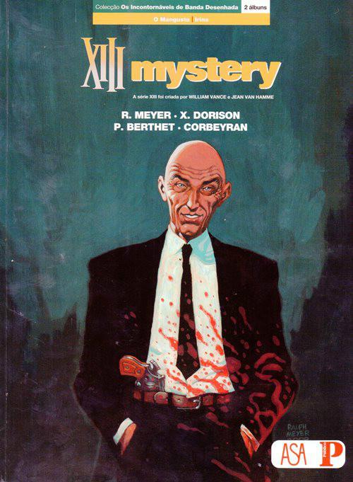 XIII MYSTERY - 1 . MANGUSTO (O)