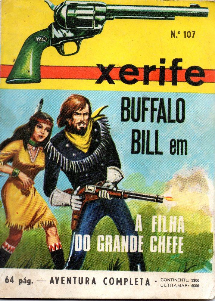 BUFFALO BILL - 10 . FILHA DO GRANDE CHEFE (A)