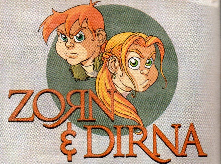 ZORN & DIRNA - 1 . LAMINOIRS (LES)