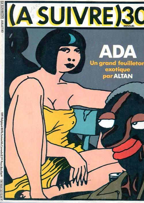 ADA - 1 . ADA DANS LA JUNGLE