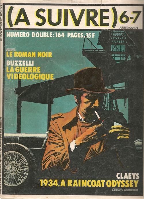 1934: A RAINCOAT ODYSSEY - 1 . 1934: A RAINCOAT ODYSSEY