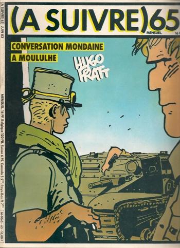 SCORPIONS DU DÉSERT (LES) - 3 . CONVERSATION MONDAINE À MOULULHE