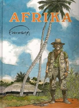 Capa  AFRIKA - 1 . AFRIKA