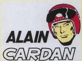 ALAIN CARDAN - 1 . ALAIN CARDAN