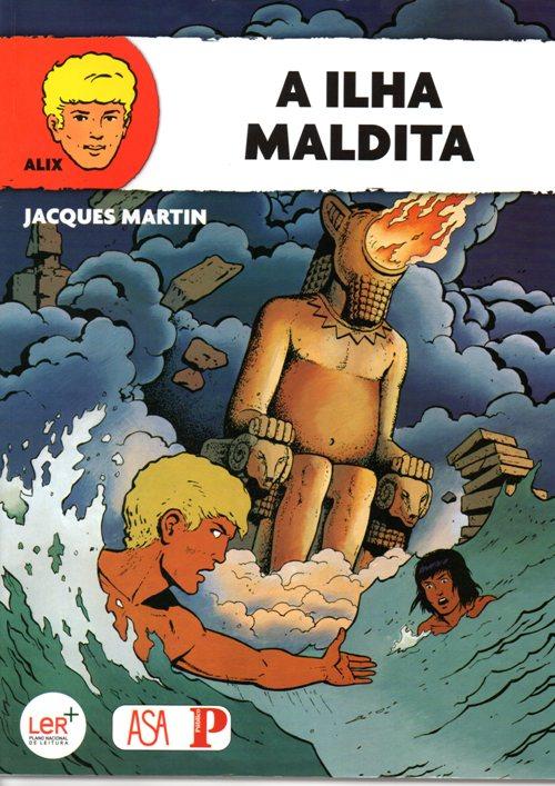 ALIX - 3 . ILHA MALDITA (A)