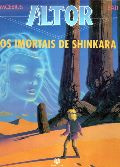 ALTOR - 4 . IMORTAIS DE SHINKARA (OS)