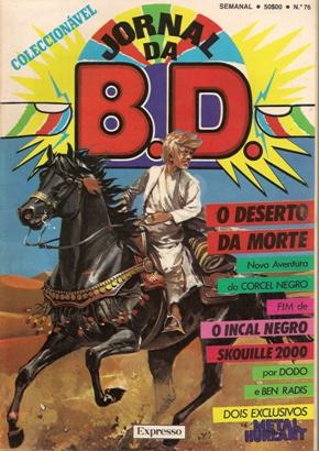 AVENTURAS DO CORCEL NEGRO (AS) - 3 . DESERTO DA MORTE (O)