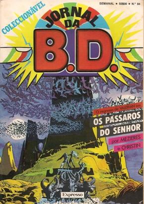 VALÉRIAN - 5 . PÁSSAROS DO SENHOR (OS)