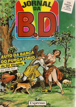 AUTO DA BARCA - 2 . AUTO DA BARCA DO PURGATÓRIO