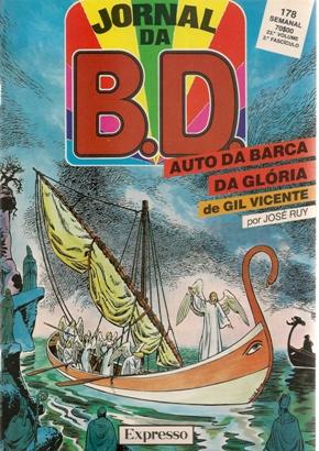 AUTO DA BARCA - 3 . AUTO DA BARCA DA GLÓRIA