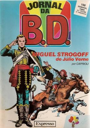 JÚLIO VERNE - 2 . MIGUEL STROGOFF