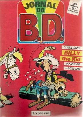 LUCKY LUKE - 20 . BILLY THE KID
