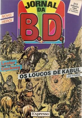 LESTER COCKNEY - 1 . LOUCOS DE KABUL (OS)