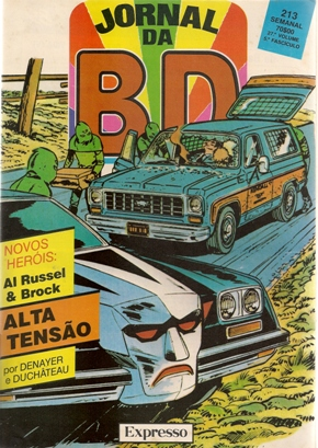 AL & BROCK - 1 . ALTA TENSÃO
