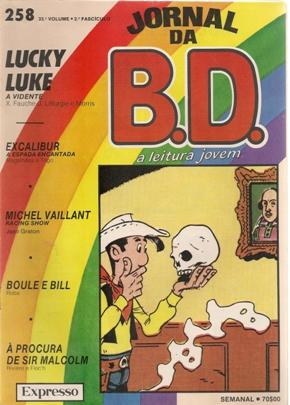 LUCKY LUKE - 56 . RANCHO MALDITO (O) + A VIDENTE + A ESTÁTUA + O AÇUDE