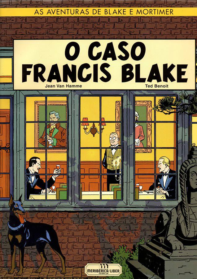 BLAKE ET MORTIMER - 13 . CASO FRANCIS BLAKE (O)
