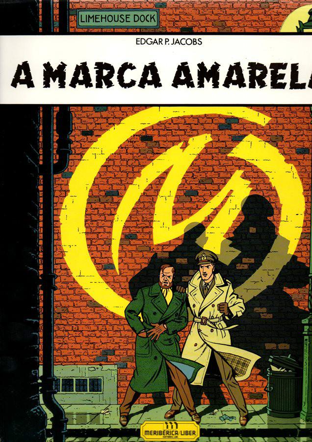 BLAKE ET MORTIMER - 6 . MARCA AMARELA (A)